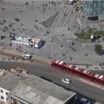 tramway yoluna ceza
