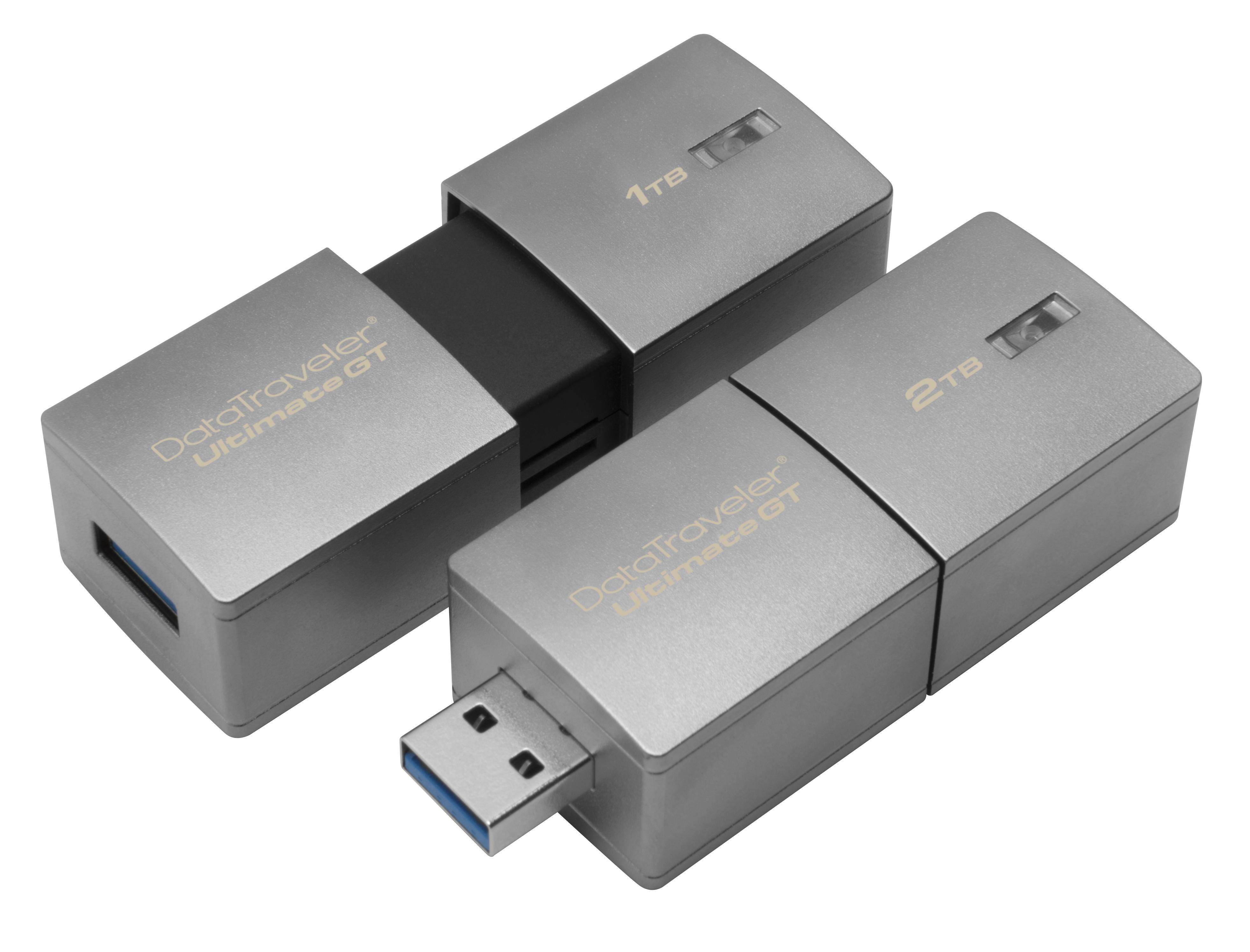 Dünyanın En Yüksek Kapasiteli  USB Flash Belleği