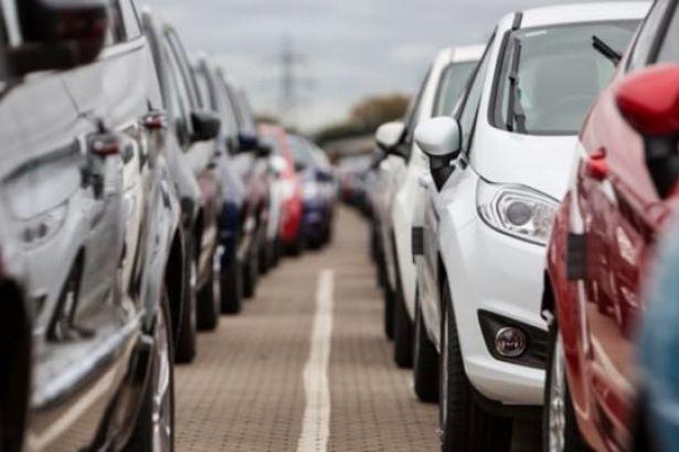 Otomobil satışı yüzde 63 azaldı