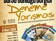 Bursa'ya için duygularınızı paylaşın kazanın
