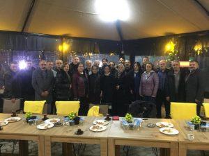 Kestel'de CHP İlçe Başkan Adayı Hatice Doğan işi sıkı tutuyor
