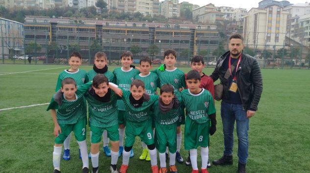 Kestel Çilekspor'dan Ağaköy'e 5-1'lik tarife