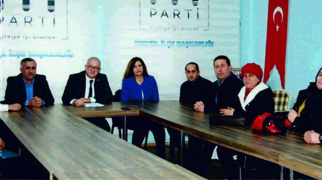 İyi Parti'de ilk aday Özay Balcıoğlu