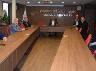 CHP'de sosyal mesafeli Covid-19 değerlendirmesi
