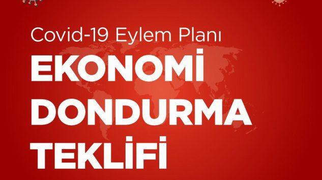 """Lİ-DER: """"EKONOMİYİ DONDURUN, VİRÜSÜ DURDURUN"""""""