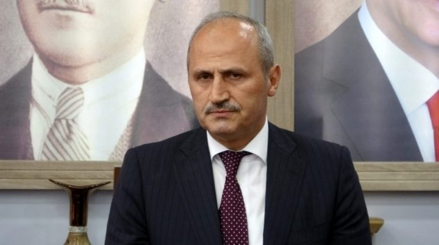 Ulaştırma Bakanı'nın görevine son verildi