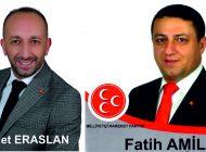 MHP Kestel'de Grup Sözcüsünü Değiştirdi