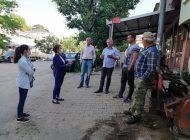 CHP'den Köylere Ziyaret