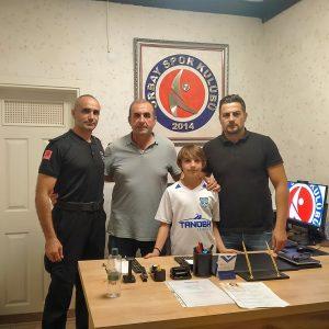 Orbayspor'un gurur günü