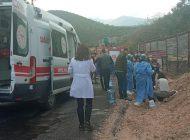 Barakfakih Organize Sanayide Patlama 1 Ölü, 4 Yaralı