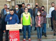 """CHP'li Gençlerden """"UYUŞTURUCUYA HAYIR"""" Açıklaması"""